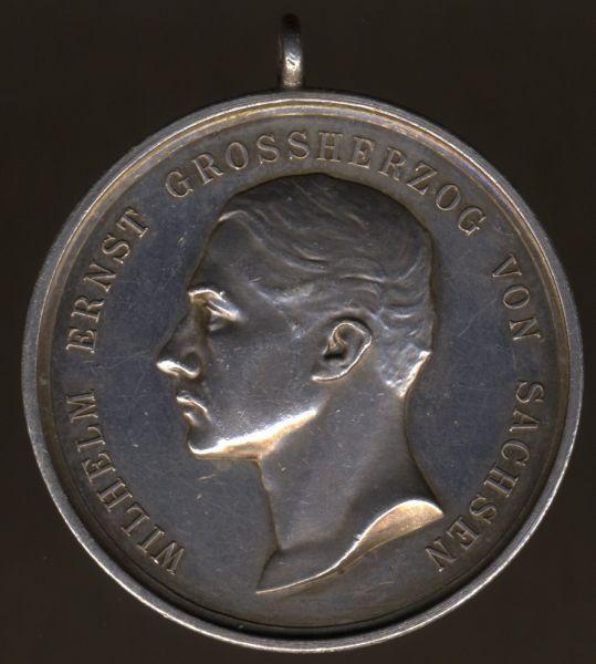 Sachsen-Weimar, Allgemeines Ehrenzeichen in Silber (1914)