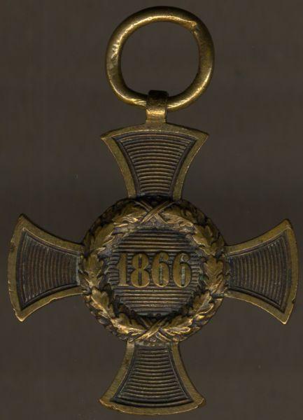 Bayern, Armee-Denkzeichen 1866