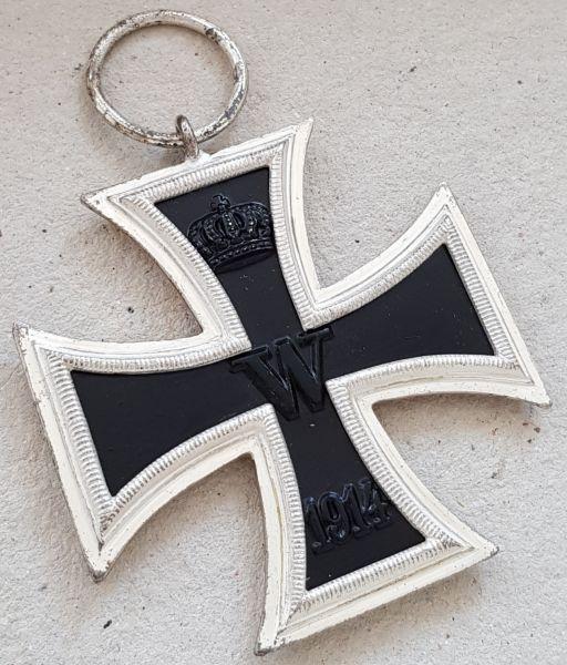Eisernes Kreuz 2. Klasse 1914 - Wilhelm Deumer / Lüdenscheid - Prachtexemplar (!)