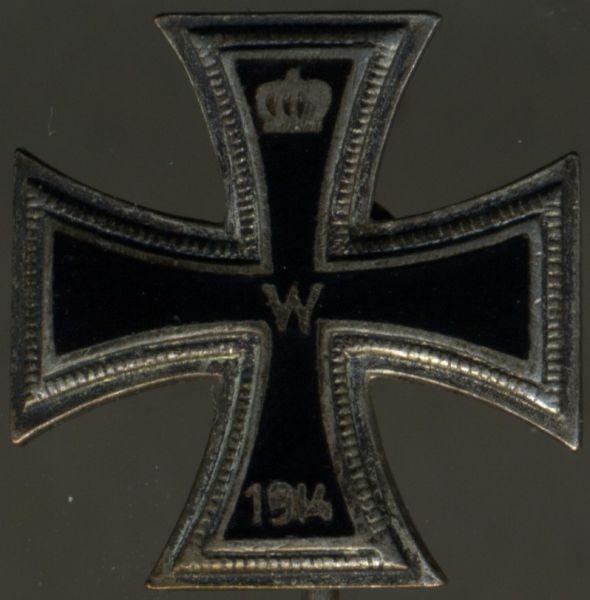 Miniatur - Eisernes Kreuz 1914