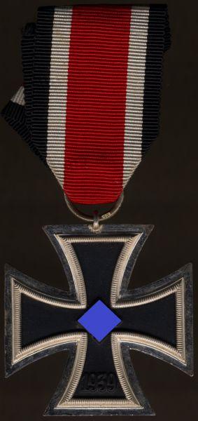 Eisernes Kreuz 2. Klasse 1939 - Guatav Brehmer / Markneukirchen