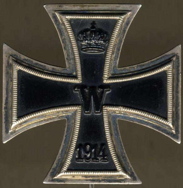 Eisernes Kreuz 1. Klasse 1914 - Godet / Berlin