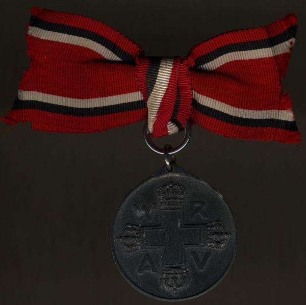 Preußen, Rote-Kreuzmedaille 3. Klasse - Damenschleife