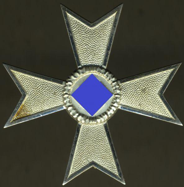 """Kriegsverdienstkreuz 1. Klasse 1939 ohne Schwerter - Steinhauer & Lück / Lüdenscheid - """"4"""" & """"L/16"""""""