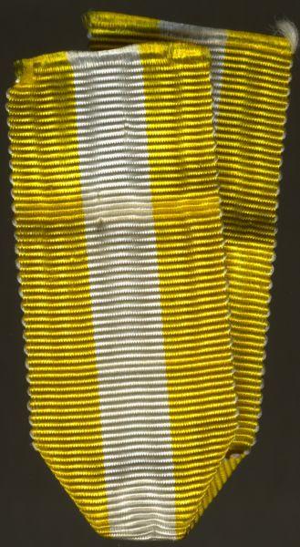 Band zum Schlesischen Bewährungsabzeichen 2. Klasse