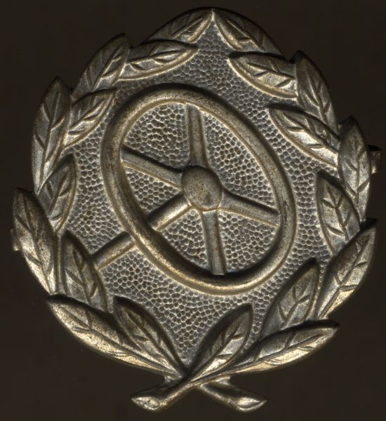 Kraftfahr-Bewährungsabzeichen Silber