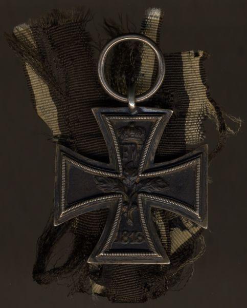 """Reduktion / """"Prinzengröße"""" - Eisernes Kreuz 1813"""