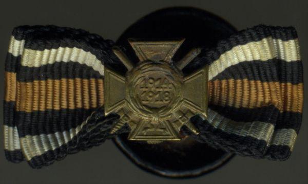 Miniaturdekoration - Frontkämpferehrenkreuz