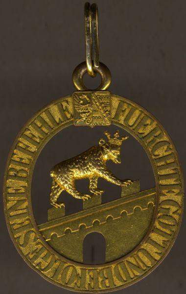 Anhalt, Hausorden Albrecht des Bären Großkreuz