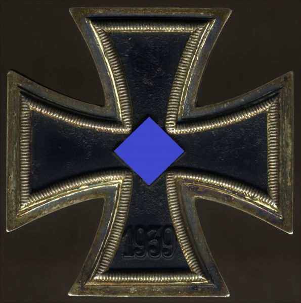 Eisernes Kreuz 1. Klasse 1939 - B.H. Mayer / Pforzheim