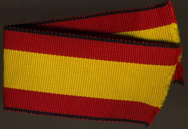 Band zur Spanien, Medaille zur Erinnerung an den Bürgerkrieg 1936/39