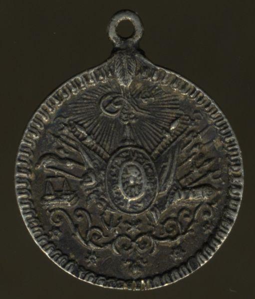 """Miniatur - Osmanisches Reich, Medaille für Tapferkeit & Treue (""""Tarz I Atik Imtiyaz Madalyasi"""")"""