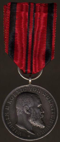 Württemberg, Silberne Verdienstmedaille