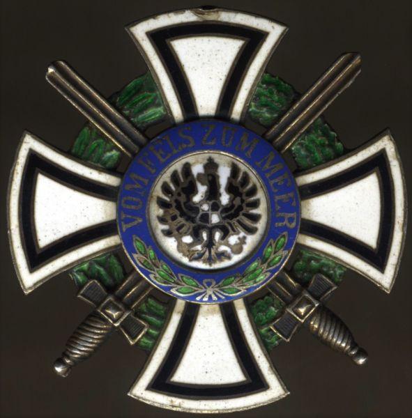 Preußen, (Kgl.) Hausorden von Hohenzollern Ritterkreuz mit Schwertern