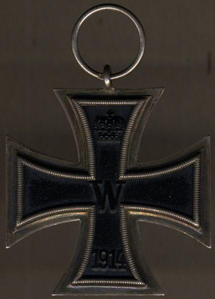 Eisernes Kreuz 2. Klasse 1914 - KMST