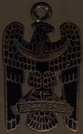 Miniatur - Schlesisches Bewährungsabzeichen