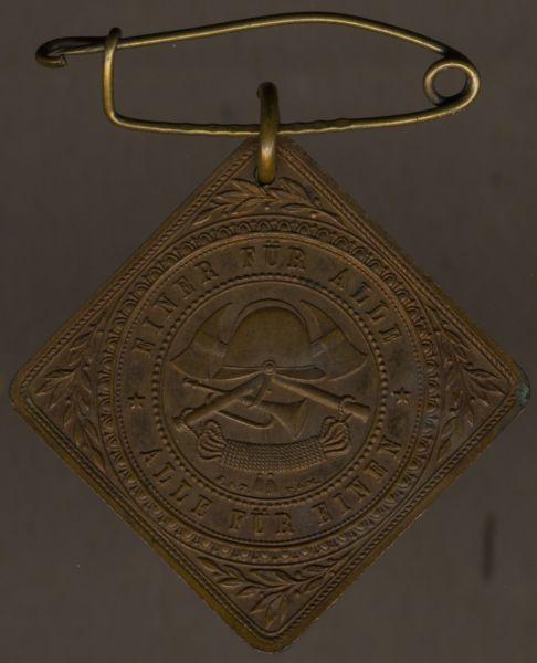 Feuerwehr-Medaille