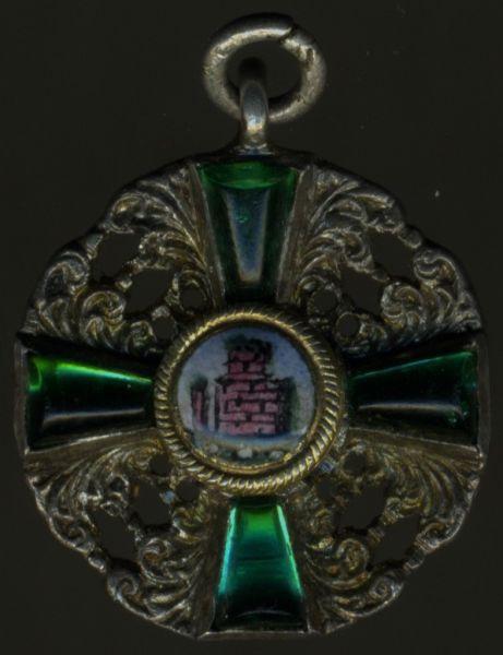 Miniatur - Baden, Orden vom Zähringer Löwen Ritterkreuz 2. Klasse