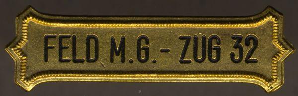 Regimentskreuz-Spange des Feld-Maschinengewehr-Zugs Nr. 32