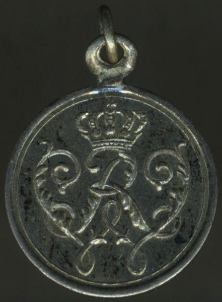 Miniatur - Preußen, Militär-Ehrenzeichen 2. Klasse