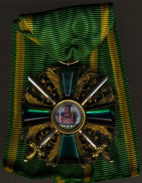 Baden, Orden vom Zähringer Löwen Ritterkreuz 1. Klasse mit Schwertern