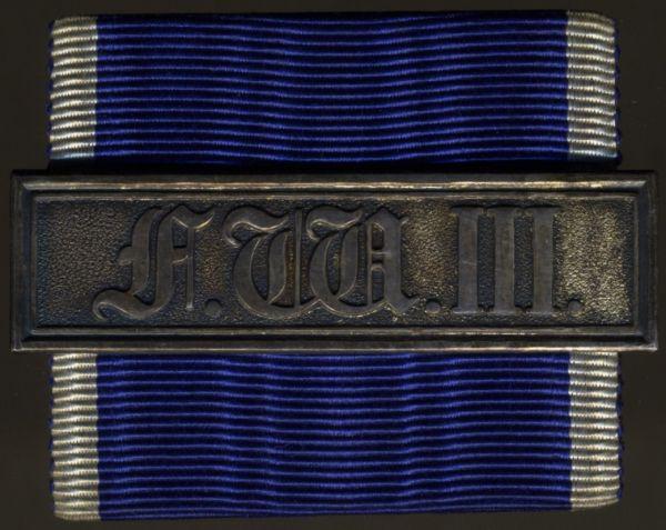 Preußen, Dienstauszeichnung 2. Klasse (1. Modell) - Prachtexemplar (!)