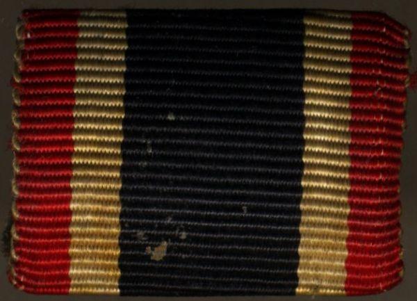 Einzelfeldschnalle - Kriegsverdienstkreuz 2. Klasse 1939 ohne Schwerter