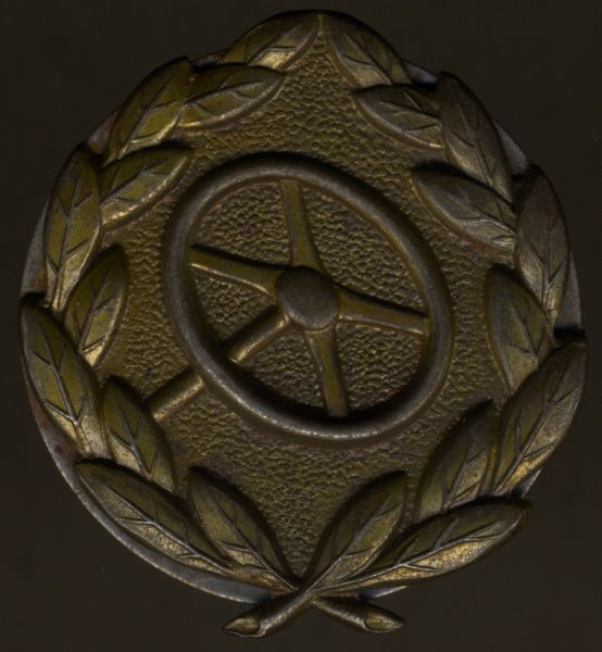 Kraftfahr-Bewährungsabzeichen Bronze