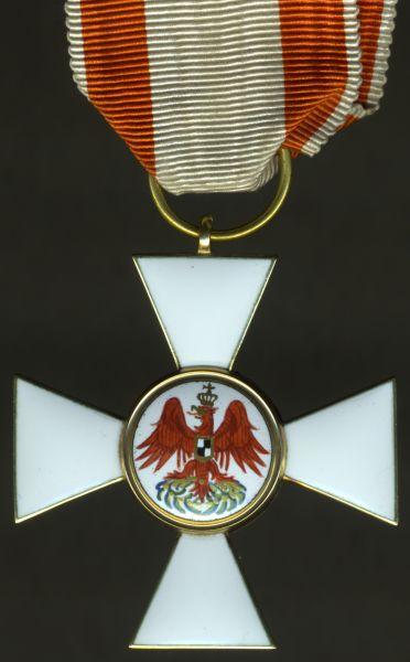 Preußen, Roter-Adler-Orden 3. Klasse - Samuel Friedeberg & Söhne / Berlin