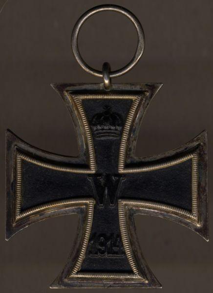 "Eisernes Kreuz 2. Klasse 1914 - ""K.A.G."""