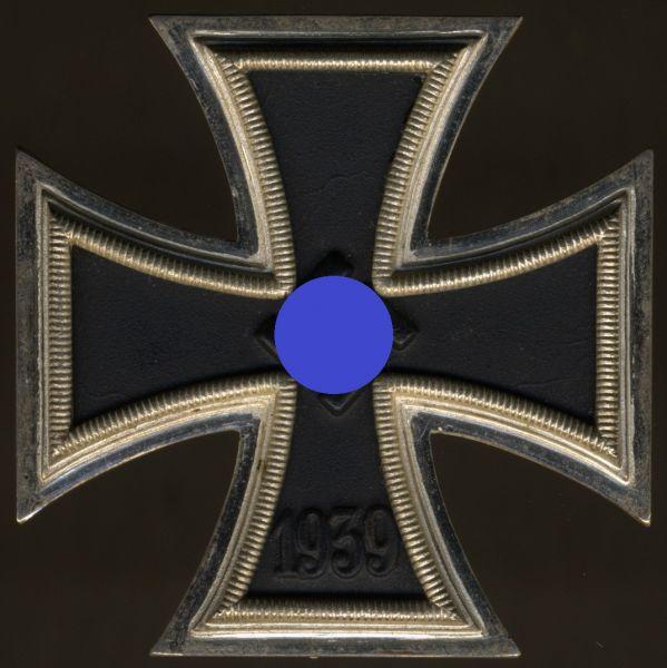 Eisernes Kreuz 1. Klasse 1939 - Wilhelm Deumer / Lüdenscheid
