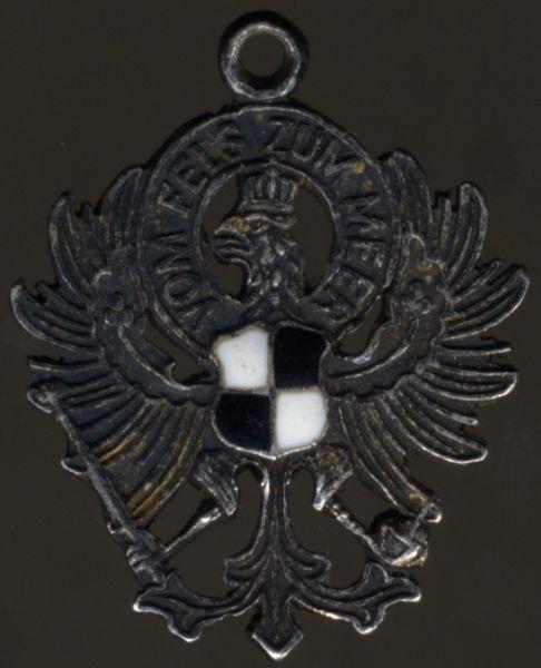 Miniatur - Preußen, (Kgl.) Hausorden von Hohenzollern Adler der Inhaber