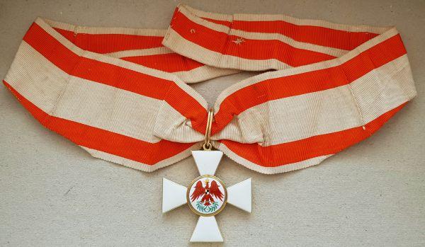 Preußen, Roter-Adler-Orden 2. Klasse - Joh. Wagner & Sohn / Berlin