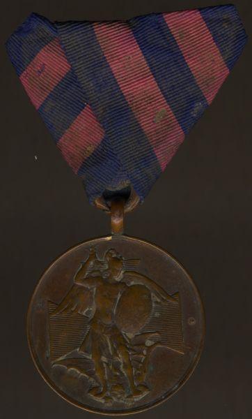 Bayern, Bronzene Medaille des Verdienstordens vom Hl. Michael