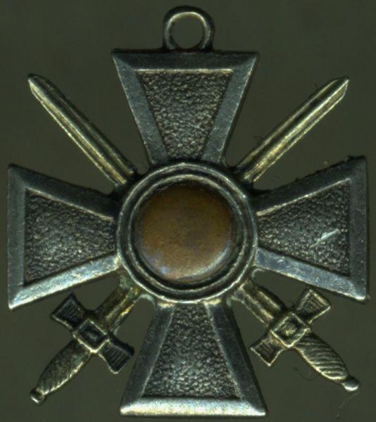 Miniatur - Preußen, Roter-Adler-Orden 4. Klasse mit Schwertern