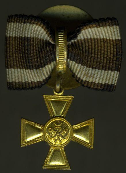 Miniaturdekoration - Preußen, Militär-Verdienstkreuz