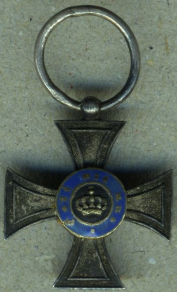 Miniatur - Preußen, Kronenorden 4. Klasse