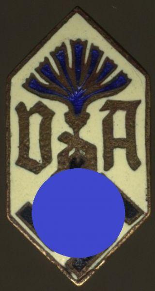 VDA-Mitgliedsabzeichen