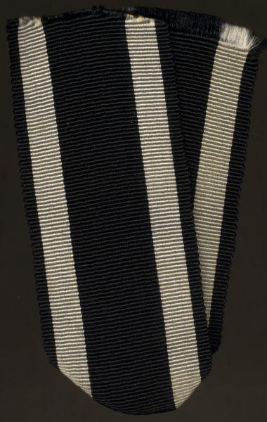 Band zum Eisernen Kreuz 2. Klasse 1914