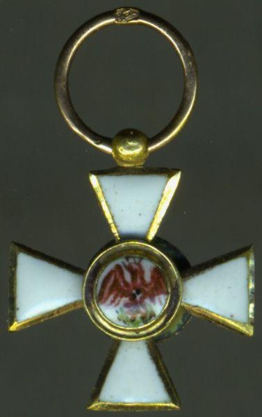 Miniatur - Preußen, Roter-Adler-Orden