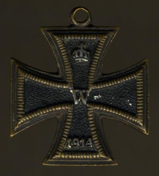 Miniatur - Eisernes Kreuz 2. Klasse 1914
