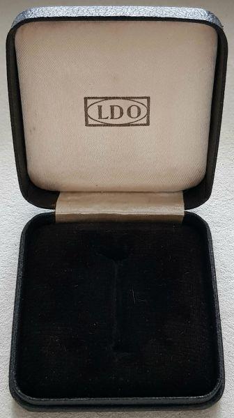 LDO-Etui zum Eisernen Kreuz 1. Klasse 1939