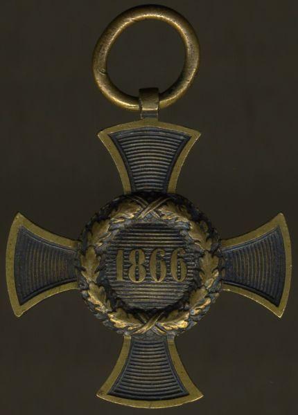 Bayern, Armeedenkzeichen 1866