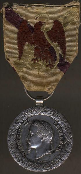 Frankreich, Mexiko-Erinnerungsmedaille 1863
