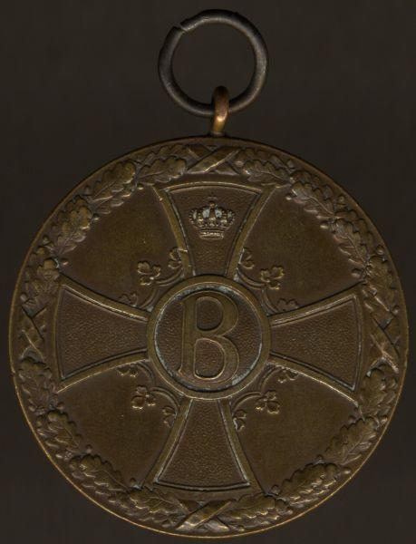Sachsen-Meiningen, Medaille für Verdienst im Kriege