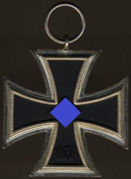 """Eisernes Kreuz 2. Klasse 1939 - """"L/11"""" - Wilhelm Deumer / Lüdenscheid"""
