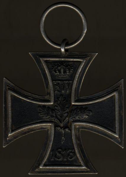 Eisernes Kreuz 1813 - Erstverleihungswelle (!)