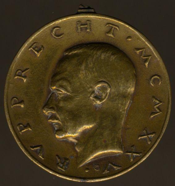 (Freistaat) Bayern, Kronprinz-Rupprecht-Medaille in Bronze