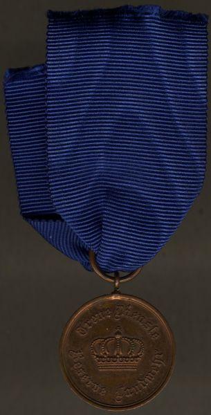 Preußen, Landwehr-Dienstauszeichnung 2. Klasse