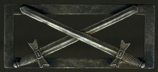 Sachsen-Weimar, Schwerterspange zum Allgemeinen Ehrenzeichen